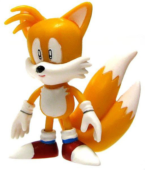 Sonic The Hedgehog Tails 2-Inch PVC Figure [Loose]