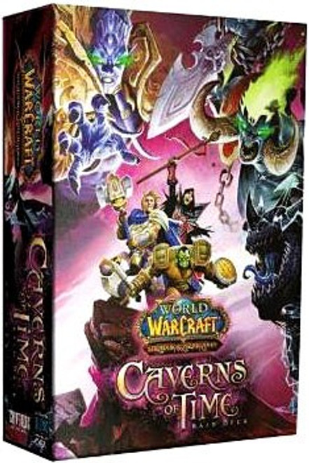 World of Warcraft Trading Card Game Caverns of TIme Raid Deck