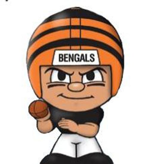 NFL TeenyMates Football Series 1 Quarterbacks Cincinnati Bengals Minifigure [Loose]