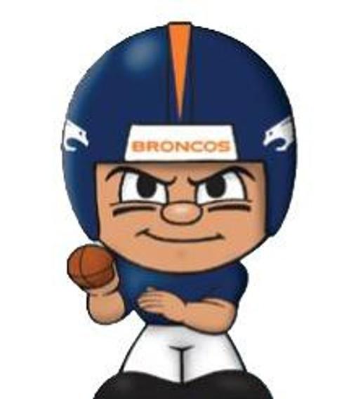 NFL TeenyMates Football Series 1 Quarterbacks Denver Broncos Minifigure [Loose]