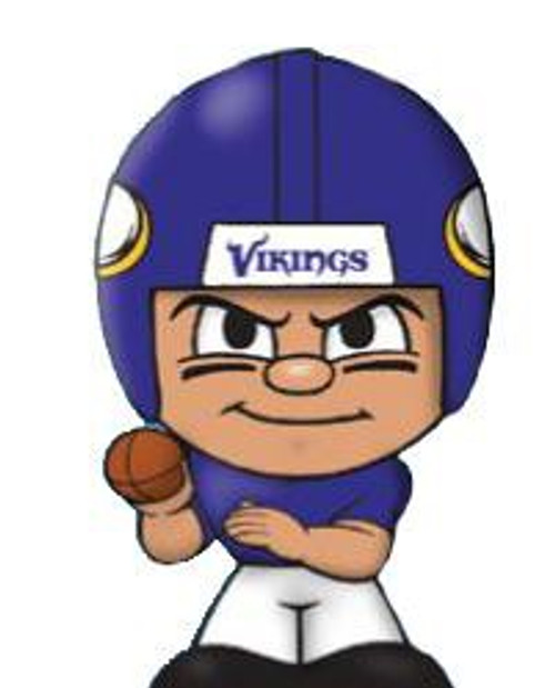 NFL TeenyMates Football Series 1 Quarterbacks Minnesota Vikings Minifigure [Loose]