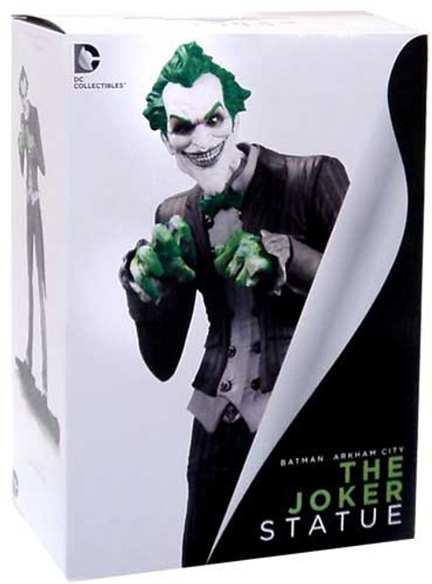 Batman Arkham City The Joker 10-Inch Statue