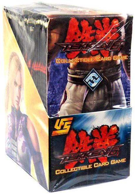 Universal Fighting System Tekken 6 Booster Box