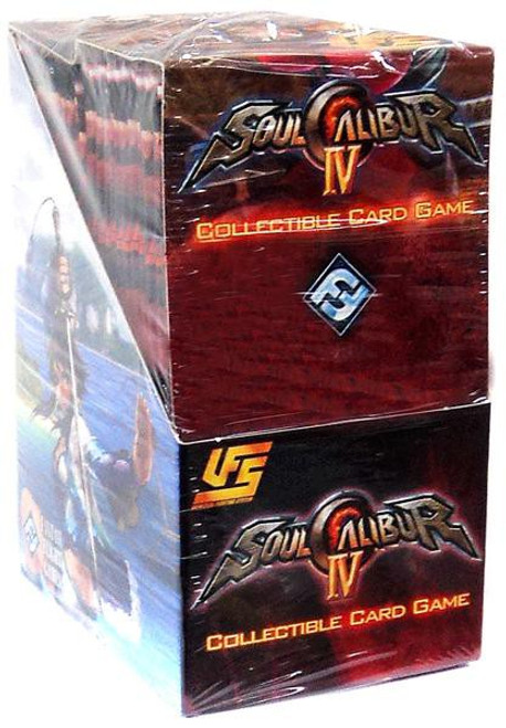 Universal Fighting System Soul Calibur IV Quest of Souls Booster Box