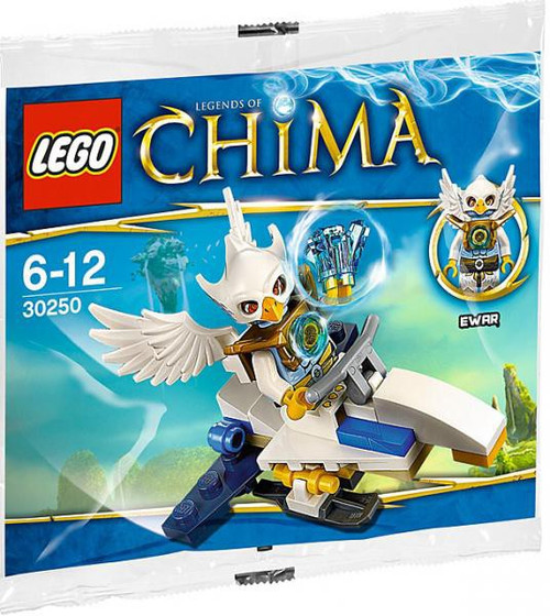 LEGO Legends of Chima Ewar's Acro Fighter Mini Set #30250 [Bagged]