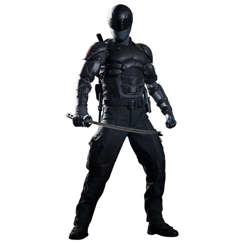 GI Joe Retaliation Movie Masterpiece Snake Eyes Collectible Figure