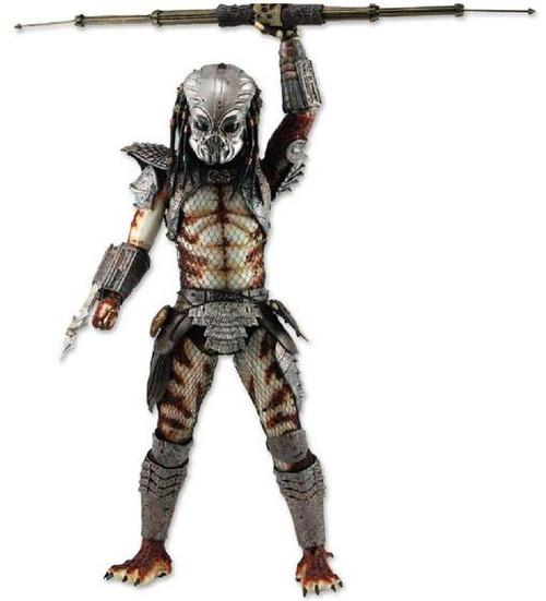 NECA Predator 2 Quarter Scale Guardian Predator Action Figure