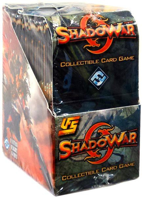 Universal Fighting System Shadowar Booster Box