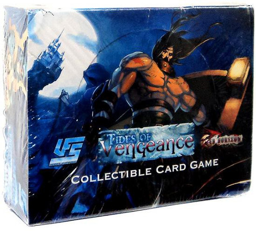 Universal Fighting System Tides of Vengeance Booster Box