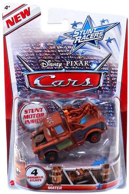 Disney / Pixar Cars Stunt Racers Mater Plastic Car