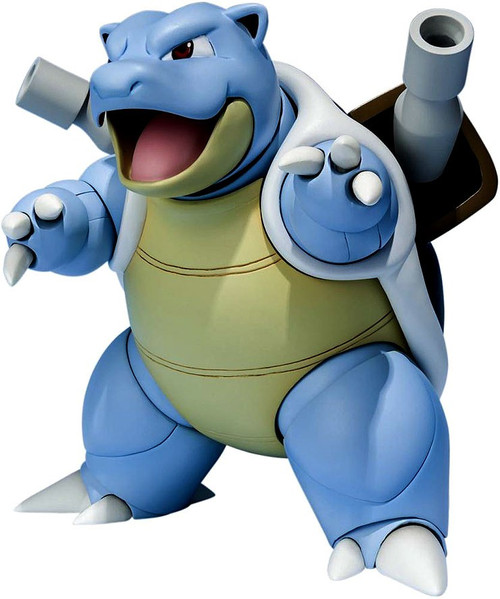 Pokemon D-Arts Blastoise Action Figure