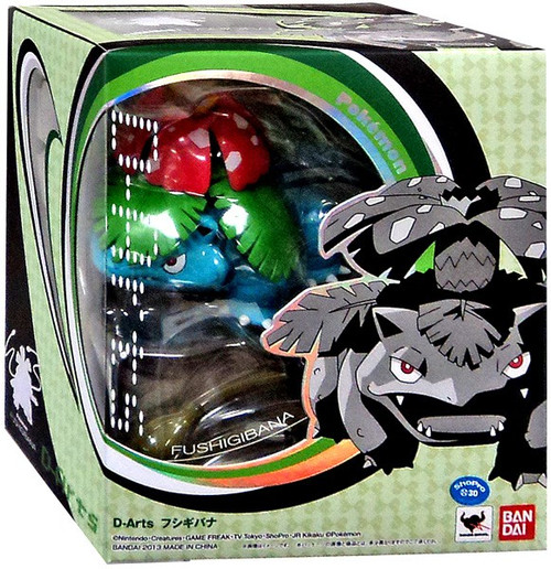 Pokemon D-Arts Venusaur Action Figure