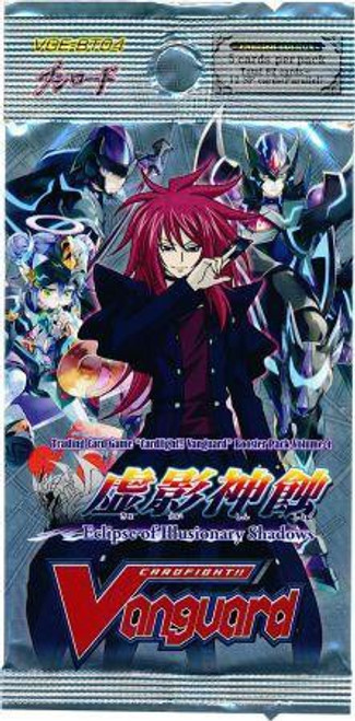 Cardfight Vanguard Trading Card Game Eclipse of Illusionary Shadows Booster Pack