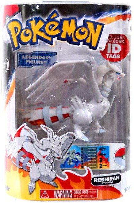 Pokemon Black & White Legendary Series Reshiram 4-Inch Figure