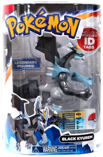 Pokemon Black & White Legendary Series Black Kyurem 4-Inch Figure