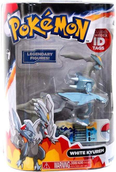 Pokemon Black & White Legendary Series White Kyurem 4-Inch Figure