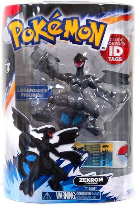 Pokemon Black & White Legendary Series Zekrom 4-Inch Figure