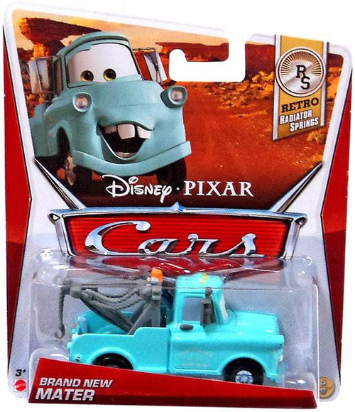 Disney / Pixar Cars Series 3 Brand New Mater Diecast Car
