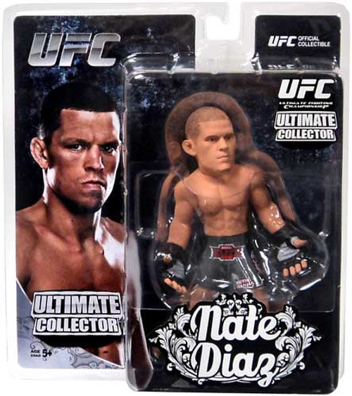 UFC Ultimate Collector Series 12 Nate Diaz Action Figure