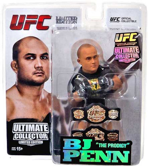 UFC Ultimate Collector Series 12 BJ Penn Action Figure [Limited Edition]
