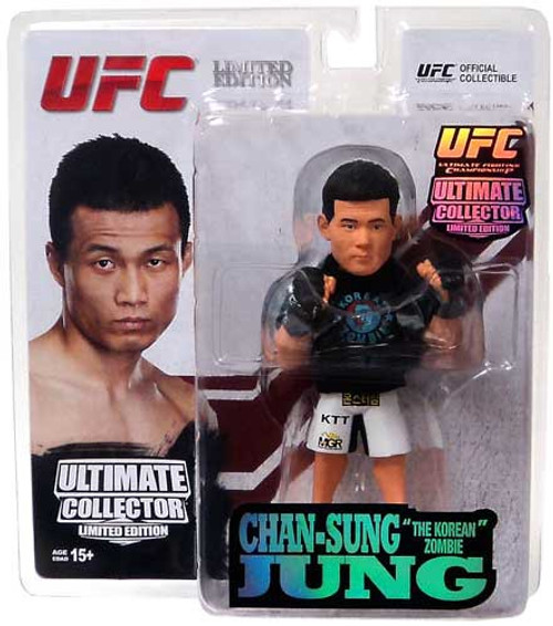 UFC Ultimate Collector Series 12 Chan Sung Jung Action Figure [Limited Edition]