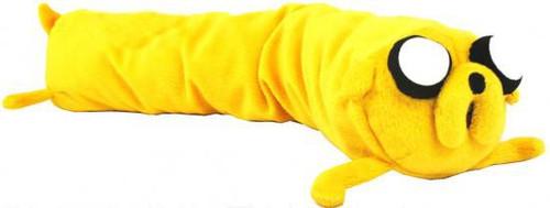 Adventure Time Long Jake 7-Inch Plush