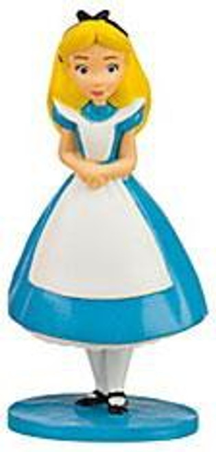 Disney Alice in Wonderland Alice Exclusive 3-Inch PVC Figure [Loose]