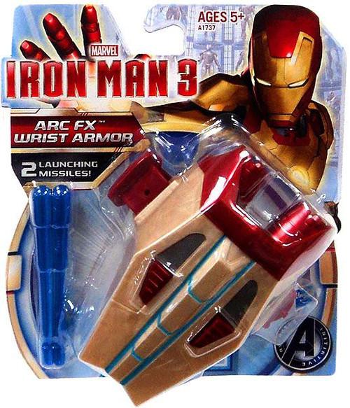 Iron Man 3 Arc FX Wrist Armor Roleplay Toy