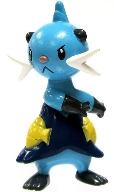 Pokemon Black & White Basic Dewott 2-Inch Figure [Loose]