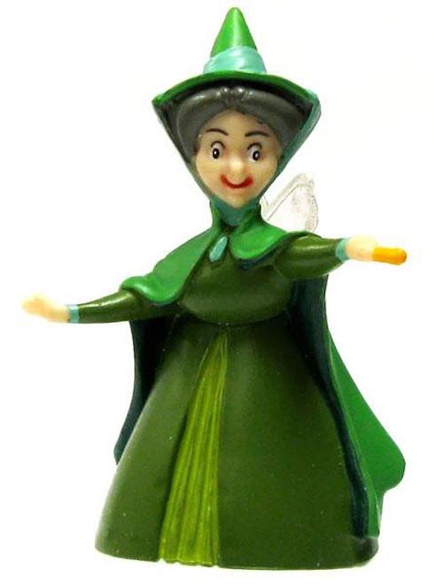 Disney Princess Sleeping Beauty Fauna Exclusive 3-Inch PVC Figure [Loose]