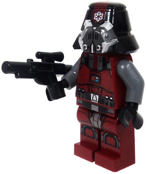LEGO Star Wars Sith Trooper Minifigure [Red Uniform Loose]