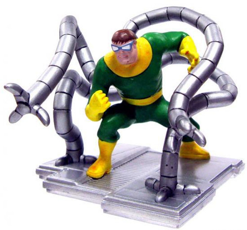 Disney Marvel Spider-Man Doc Ock Exclusive 2.5-Inch PVC Figure [Loose]