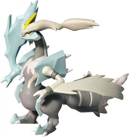Pokemon Black & White White Kyurem 7-Inch Articulated Vinyl Figure