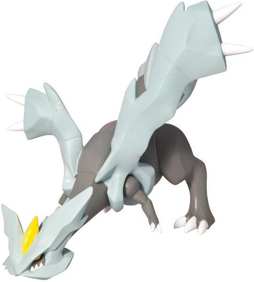 Pokemon Black & White Kyurem 7-Inch Articulated Vinyl Figure
