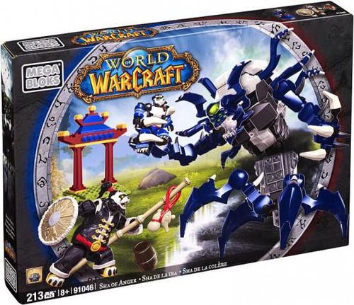 Mega Bloks World of Warcraft Sha of Anger Set #91046