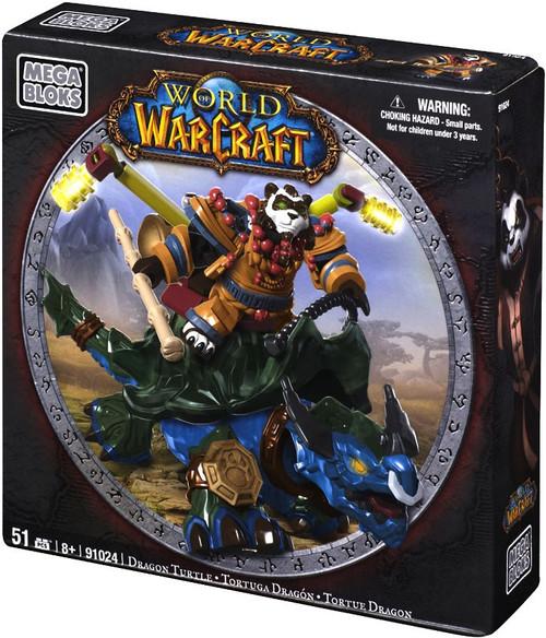 Mega Bloks World of Warcraft Dragon Turtle Set #91024