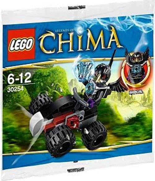 LEGO Legends of Chima Razcal's Double-Crosser Mini Set #30254 [Bagged]