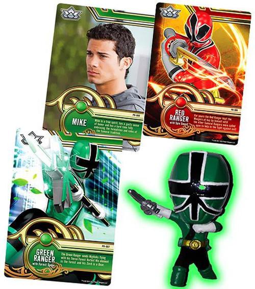 Power Rangers Super Samurai Green Ranger 1-Inch PVC Figure