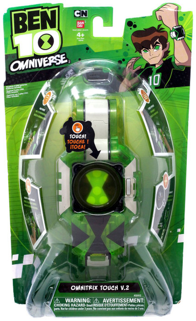 Ben 10 Omniverse Watch Omnitrix Touch V.2 Roleplay Toy [Version 2]
