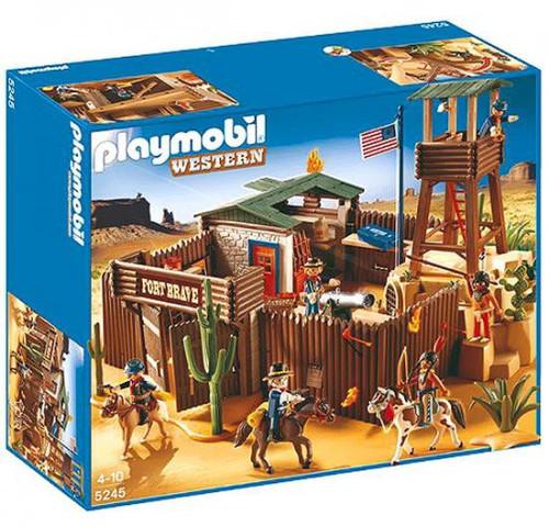 Playmobil Western Fort Set #5245
