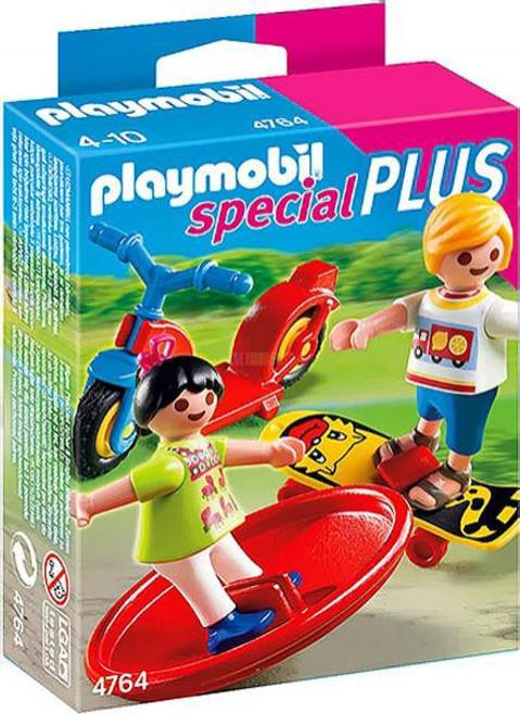 Playmobil Special Plus 2 Kids & Toys Set #4764