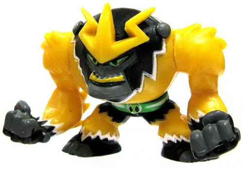 Ben 10 Shocksquatch 2-Inch Mini Figure [Loose]
