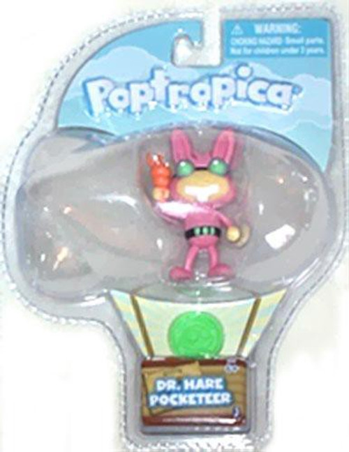 Poptropica Pocketeer Dr. Hare 2-Inch Mini Figure