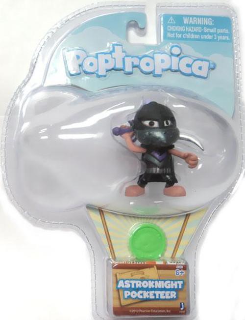 Poptropica Pocketeer Astroknight 2-Inch Mini Figure