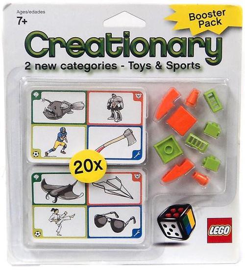 LEGO Games Creationary