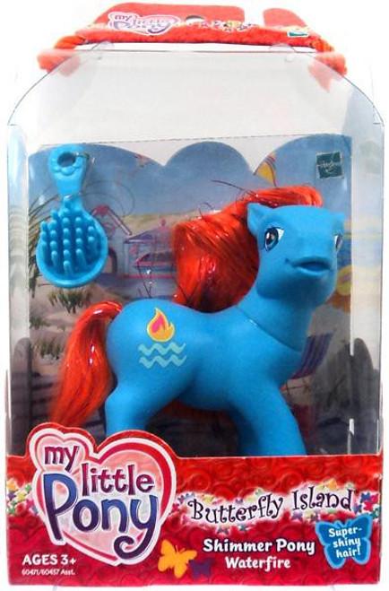 My Little Pony Butterfly Island Shimmer Waterfire Figure