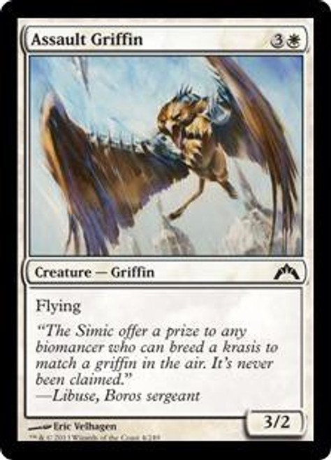 MtG Gatecrash Common Assault Griffin #4