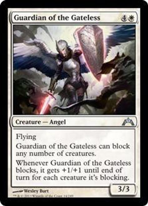 MtG Gatecrash Uncommon Guardian of the Gateless #14