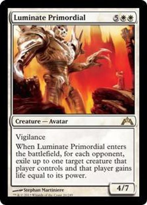 MtG Gatecrash Rare Luminate Primordial #20