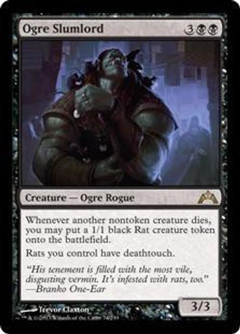 MtG Gatecrash Rare Ogre Slumlord #74